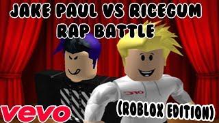 JAKE PAUL VS RICEGUM RAP BATTLE (ROBLOX EDITION)-YTS