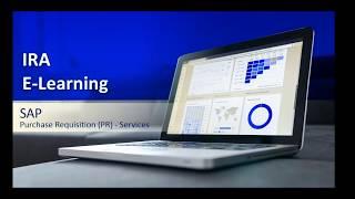 S/4 HANA (DEMO Video) (MM) SAP Malzeme Yönetimi Hizmeti Satın alma Talebi oluştur