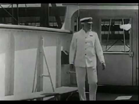 Real Footage of the Captain of the RMS Titanic