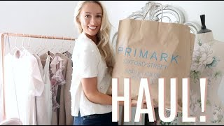 PRIMARK HAUL  // How To Find Designer Dupes in Primark!  // Autumn 2017
