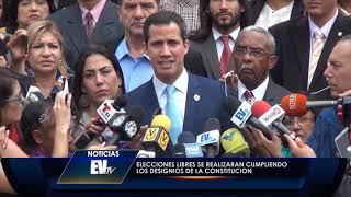 ¡No entran más! #EEUU le prohíbe la entrada al país a #Chavistas - Dígalo Aquí EVTV - 11/05/19 Seg 1