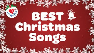 Best Christmas Songs Playlist with Lyrics | Top 25 ????
