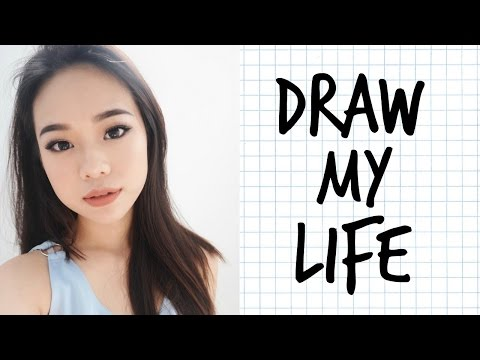 Draw My Life Molita Lin | Eng Sub