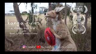 Drunk Movies   Episode Two 'Kanga Rules'