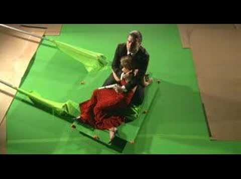 Sin City Opening Scene Green Screen