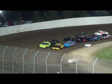 Grays Harbor Raceway, May 5, 2018, Outlaw Tuners A-Main