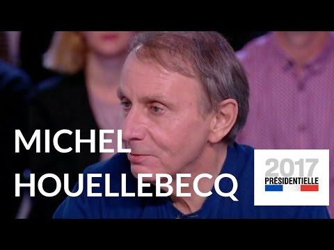"""Michel Houellebecq dans """"L'Emission politique"""". Spéciale présidentielle – 4 mai 2017 (France 2)"""
