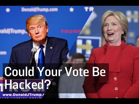 Can Your Vote Be Hacked?