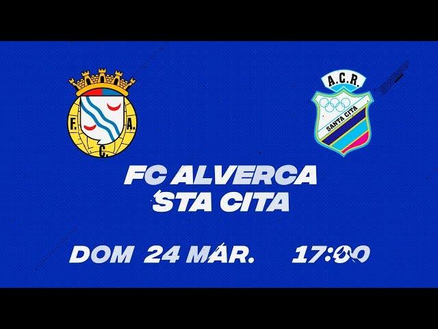 Hóquei em Patins - FC Alverca vs Sta. Cita