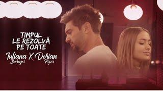 Iuliana Beregoi ❌ Dorian Popa - Timpul le rezolva pe toate (Official Video)