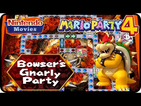 Mario Party 4 - Bowser's Gnarly Party (Multiplayer)