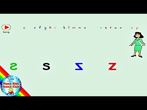 ABC Learning for Kids, Learning Vocabulary Alphabet, Letters Names-Shapes