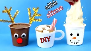 DIY Edible Slime! How To Make Chocolate Slime & More! Easy & Miniature! Cool DIY Crafts Tutorials!