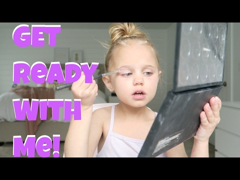 Cutest Kids Makeup Tutorial