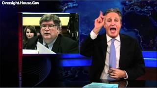 Daily Show with Jon Stewart Roasts GSA Officials for Wasteful Spending at Vegas Bash