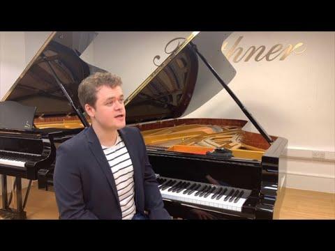 Benjamin Grosvenor On Working With Britten Sinfonia