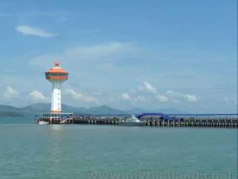 Ranong & Kura Buri Beautiful Beaches- Thailand