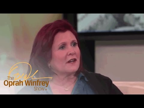 The Brave Moment from Carrie Fisher's Oprah Show Interview | The Oprah Winfrey Show | OWN