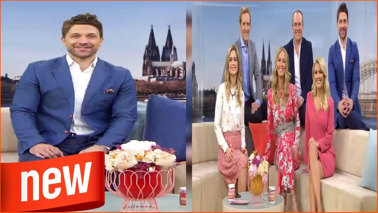 Florian Ambrosius Wird Die Frühstücksfernsehen Show Guten