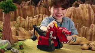 Dinozor Makineler Oyuncakları - www.mellstore.com-dinotrux Satın Alabilirsiniz