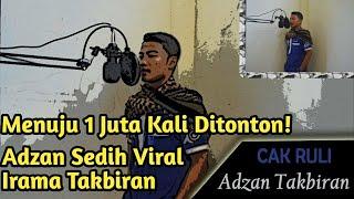 Single Terbaru -  1 Adzan Versi Takbiran Ust Ruli