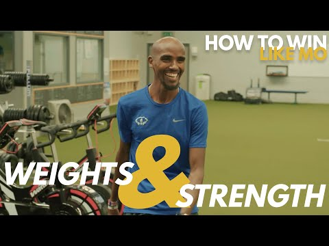 Weights & Strength Training | How to Win Like Mo