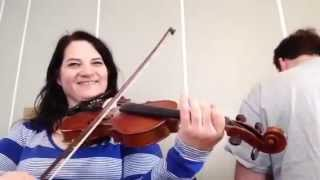 Day 92 - Countess of Dufferin Polka - Patti Kusturok