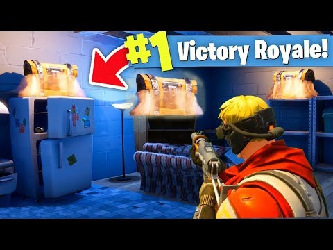 You NEED To Know These SECRET CHESTS! Fortnite Battle Royale