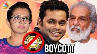 Yesudas and 68 Winners Boycott National Awards | Hot Tamil Cinema News