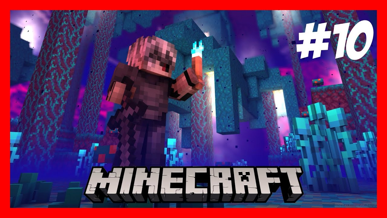 MINECRAFT | Survival 4 | EXPLORAMOS EL NETHER FORTRESS | EP 10