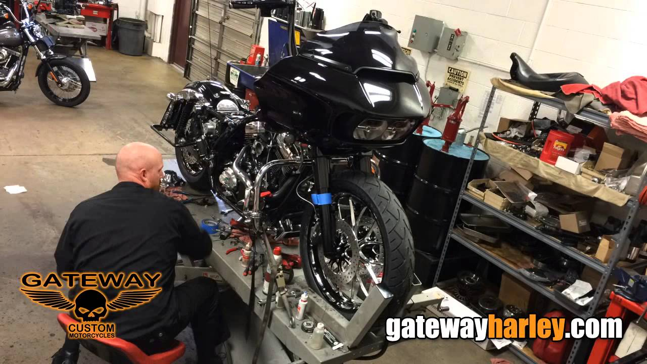 Turbo Charged 2016 Harley Davidson Road Glide - YouTube