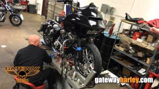 Turbo Charged 2016 Harley Davidson Road Glide