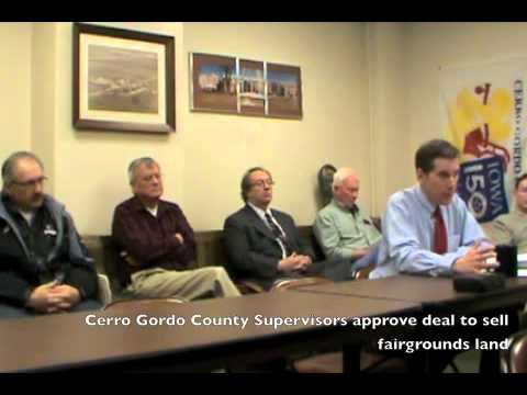 CG Supervisors OK deal to sell fairgrounds land