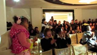 Typical Korean Wedding Ceremony and Korean Buffet