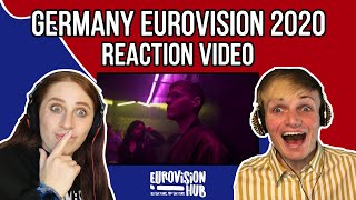 Germany | Eurovision 2020 Reaction | Ben Dolic - Violent Thing
