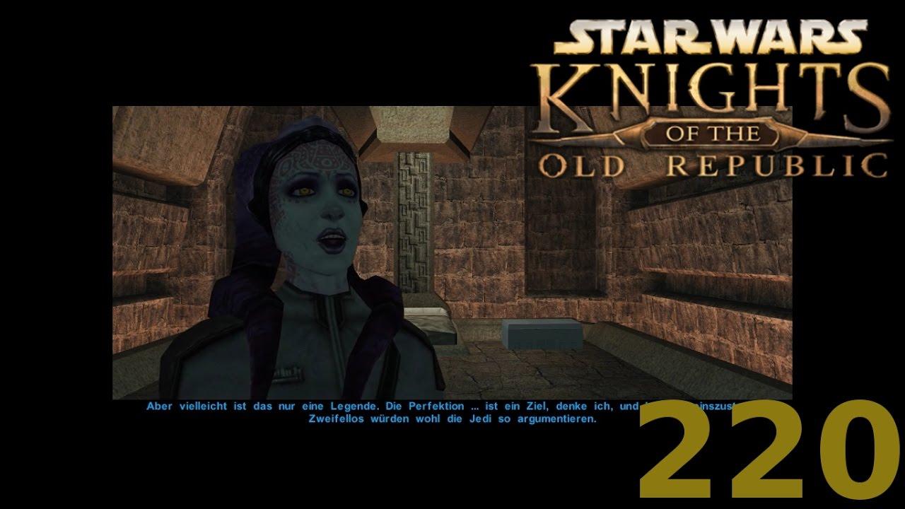 Lets Play Kotor 220 Der Sith Kodex Youtube