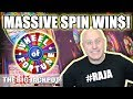 💥BIG WIN$ 💥Wheel Of Fortune Slot Bonus | The Big Jackpot
