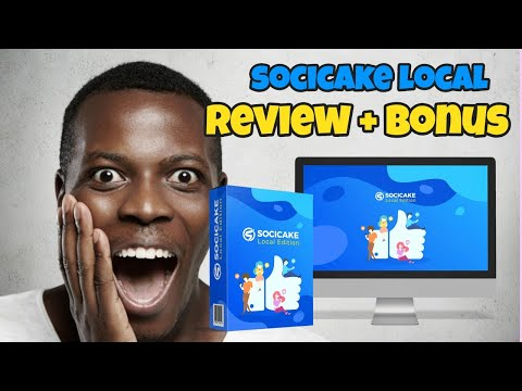 Socicake Local Review from Real User ⚠️⛔ Don't Buy Socicake Local Without my Bonus . http://bit.ly/2ZvzOQD