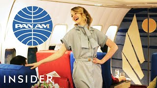 The Pan Am Experience Takes You On A Trip Back To The 70s