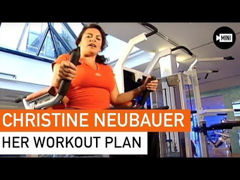 Christine Neubauers diet plan | Health