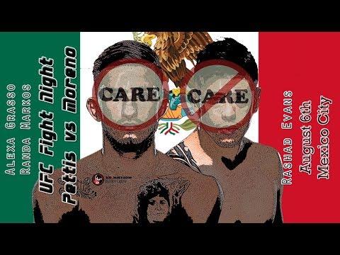 UFC Mexico City Care/Don't Care Preview