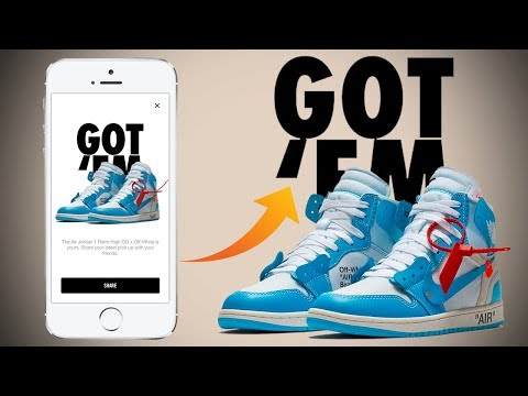 How To Cop Using Nike