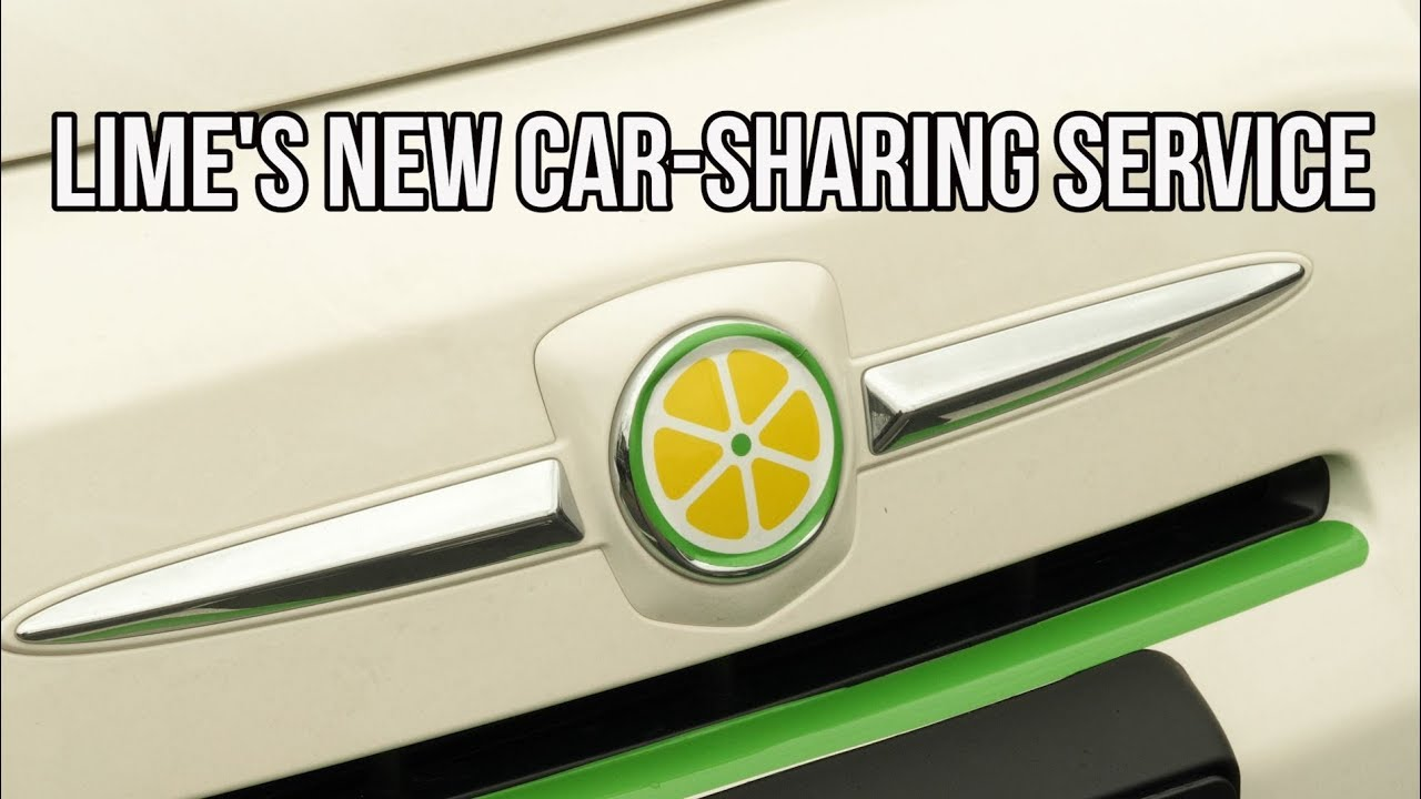 Lime launches new LimePod car-sharing service to all users