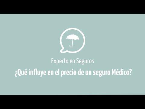 ¿Qué influye en el precio de un seguro Médico? - Experto en Seguros - Rastreator.com™