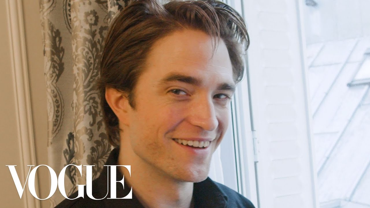 24 Hours With Robert Pattinson Vogue Youtube