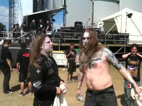 Behemoth - Funny Moments