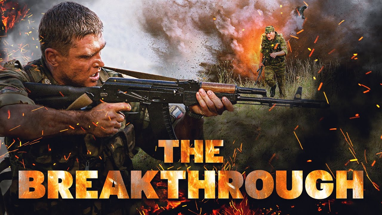 Download THE BREAKTHROUGH | Action | Full Length War Movie | HD