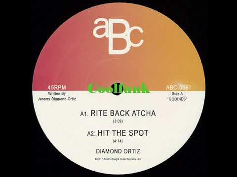 Diamond Ortiz - Hit The Spot (Boogie Funk 2017)