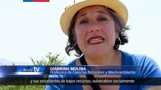Joven sustentable - INJUV y Sendero de Chile
