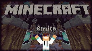 Minecraft: Replica [#1] - Testujemy nowy tryb!